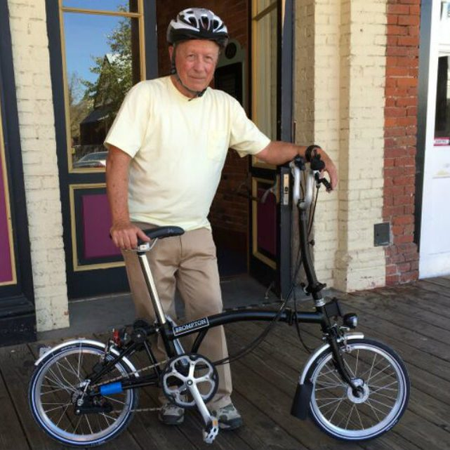 dick with brompton