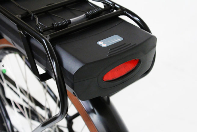 city commuter battery pack