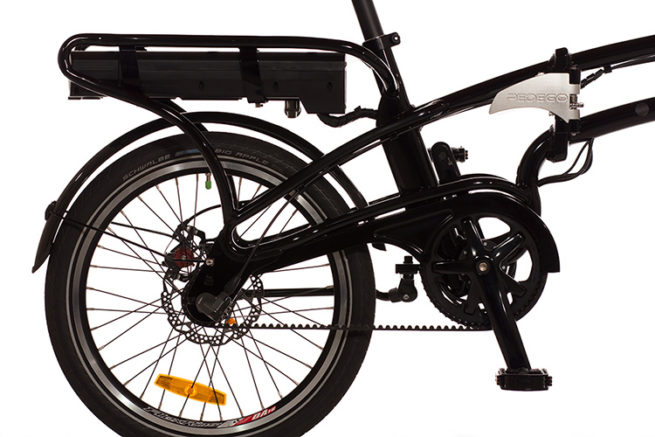 pedego latch battery